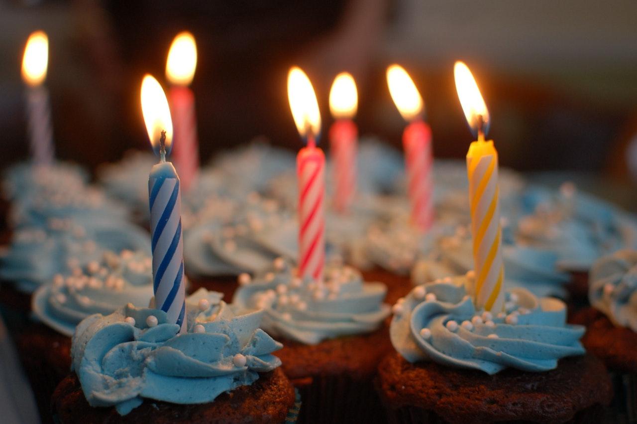 Birthday Cake Cake Birthday Cupcakes 40183